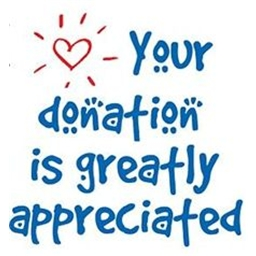 Thank you for your help/donation