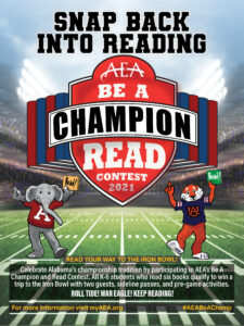 Be a Champion Reading Contest