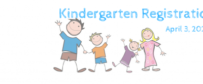 Kindergarten Registration Documentation Drop Off